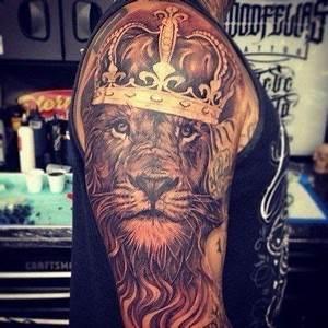 Die besten 17 Ideen zu Löwenkopf Tattoos auf Pinterest ...