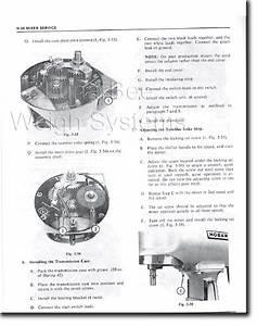 Hobart N50 Mixer Operator  Parts  U0026 Service Manuals Set