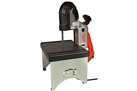 band saw vs table saw milwaukee deep cut variable speed bandsaw tool of the month