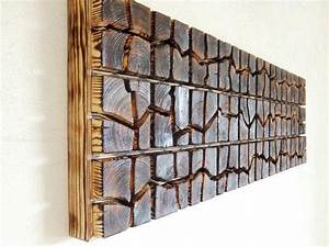12, Most, Creative, Wooden, Wall, Hanging, Ideas, For, Your, Living