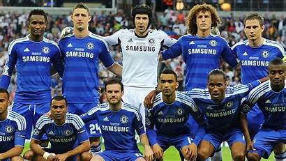 Chelsea Football Club Fc Wallpapers Squad League