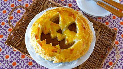 halloween jack  lantern pumpkin pie recipe