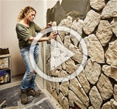 steine kleben außenbereich w 228 nde verkleiden mit hornbach