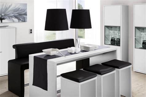 alinea table de cuisine salle à manger meublé et design blanc meuble et décoration marseille mobilier design