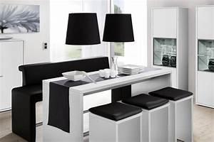 Meuble Deco Design : salle manger meubl et design blanc meuble et d coration marseille mobilier design ~ Teatrodelosmanantiales.com Idées de Décoration