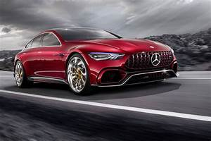 Coupe Mercedes : mercedes amg gt concept a cross town rival to the porsche panamera by car magazine ~ Gottalentnigeria.com Avis de Voitures