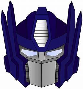optimus prime face cartoon - Google Search | For H's cake ...