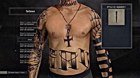 necklace tattoo tutorial nbak  tatt