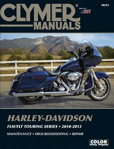 Harley Flt Touring Series Motorcycle  2010