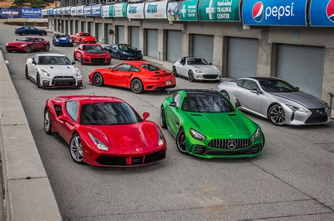 Welcome To The 2017 Motor Trend Best Driver's Car Week