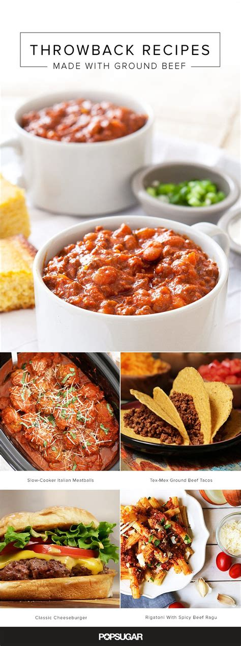 what can you make with ground what meals can you make with ground beef 28 images 40 quick ground beef recipes southern