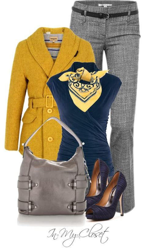 Work Clothes Style Color Combos Business Casual ...