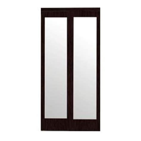 Home Depot Sliding Mirror Closet Doors by Impact Plus 48 In X 80 In Mir Mel Mirror Solid