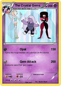 Pokemon The Crystal Gems