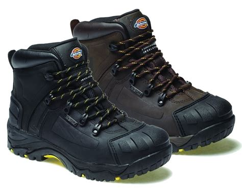 cat safety shoes dickies medway safety boot fd23310