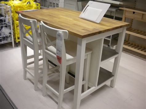 ikea stenstorp kitchen island ikea island as craft table simplify organize