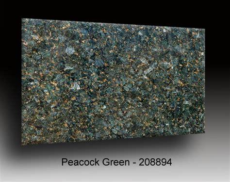 peacock green 208894 discounted granite