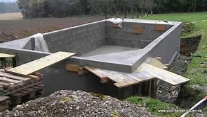Günstig Pool Bauen : r mertreppe pooltreppe im schwimmbecken pool selber ~ Markanthonyermac.com Haus und Dekorationen