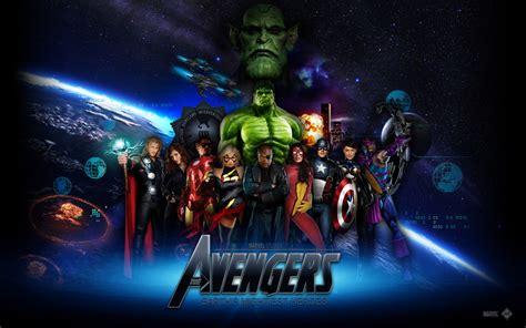 [50+] Avengers Wallpaper Download on WallpaperSafari