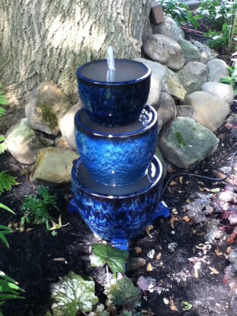 diy  outdoor fountains style motivation