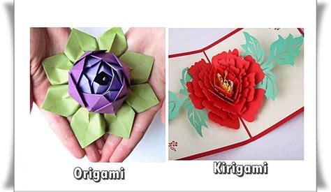 Konsep musik kontemporer menjadi sangat individual, sehingga perkembangannya pun beragam. apa perbedaan kreasi origami dan kirigami - Brainly.co.id