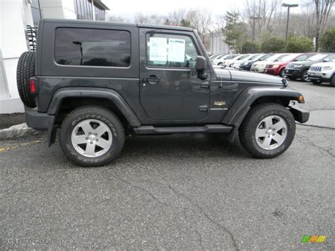 jeep gray color 2010 dark charcoal pearl jeep wrangler sahara 4x4