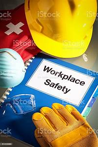 Workplace Safety Handbook Manual And Equipment Vertical