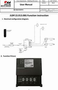 Okin Refined Electric Technology Jldp15013 Control Box
