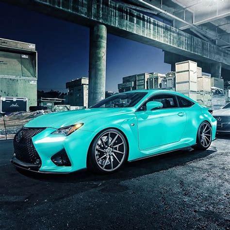 sporty lexus blue tiffany blue lexus rc f quot cars pinterest turquoise