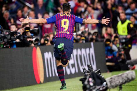 Liverpool Vs Barcelona: Luis Suarez shares a message for ...