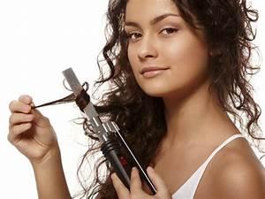 Comment Attacher Ses Cheveux : comment boucler ses cheveux fins avez un fer boucler ~ Melissatoandfro.com Idées de Décoration