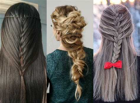Inspiring Half Up Mermaid Braids To Impress Everybody