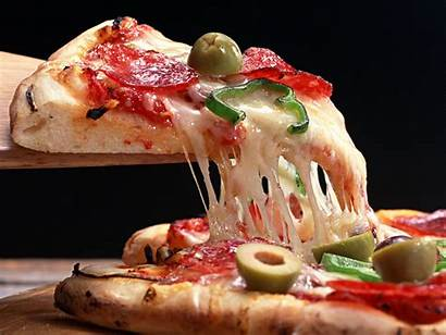 Pizza Cheese Processed Wallpapers Foods Desktop Cooking