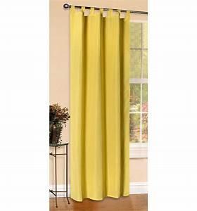 Vorhang Gelb Blickdicht : vorhang blickdicht schlaufenschal aus microsatin matt kr uselband ebay ~ Markanthonyermac.com Haus und Dekorationen