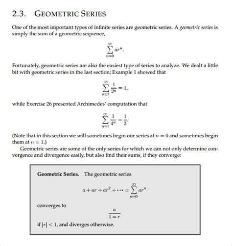 geometric sequence     documents