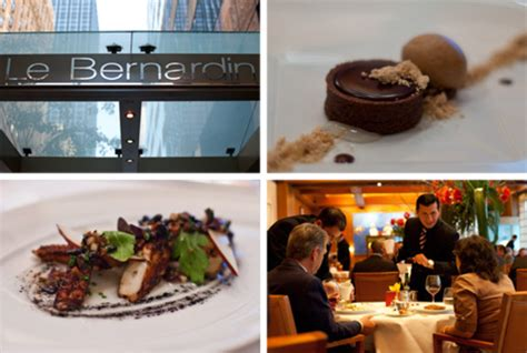 art   lunch deal le bernardin  eats