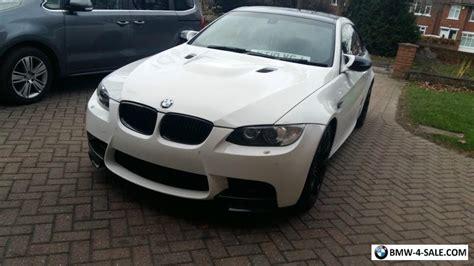 2010 Bmw M3 For Sale In United Kingdom