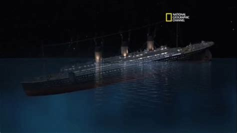 rms olympic model sinking in light of certain modern information