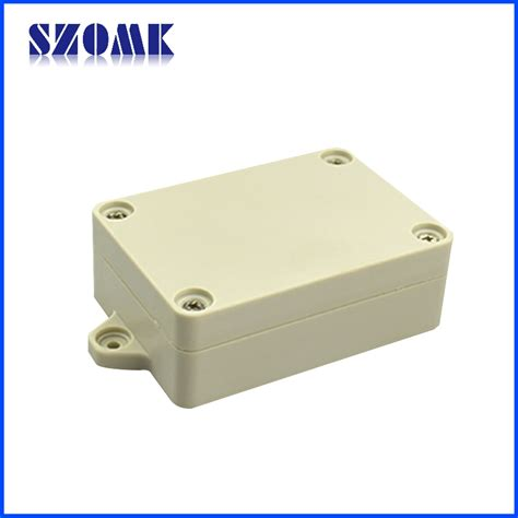 small plastic outdoor electrical box