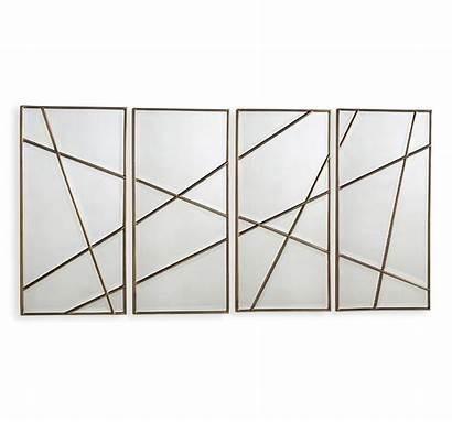 Wall Panels Panel Natasha Mirrored Interlude Mirror