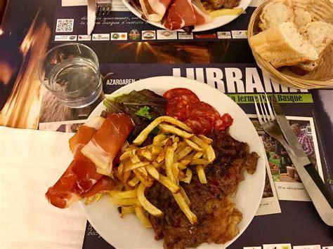 cuisine bayonne restaurant la de boeuf dans bayonne avec cuisine