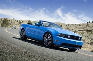 2010 Ford Mustang Ups Incentives To Keep Pace With Camaro