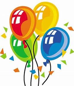 Happy Birthday Balloon Clipart - ClipArt Best
