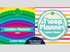 I am Girl Scouts The iamgirlscouts Leader Troop Planner