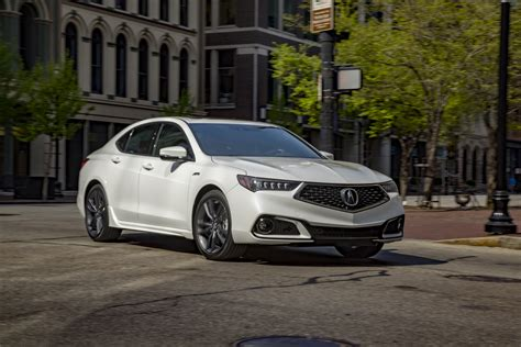 2018 acura tlx a spec first drive review character by