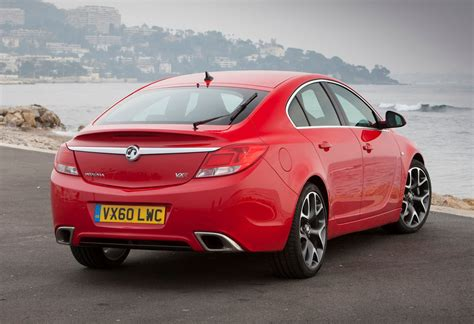 vauxhall insignia vxr   review parkers