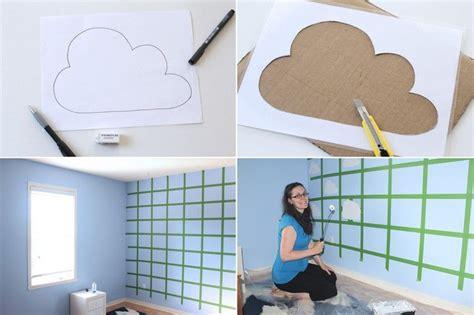 Kinderzimmer Deko Malen by Wolken Im Kinderzimmer Selber Malen Neues Zimmer In 2018