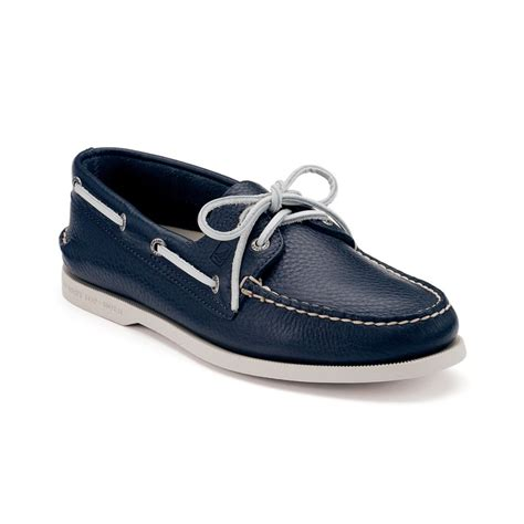 sperry top sider authentic original a o boat shoes in