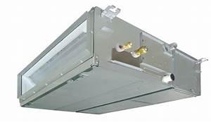 Clim Reversible Gainable : toshiba chauffage climatisation gainable bt standard ~ Edinachiropracticcenter.com Idées de Décoration