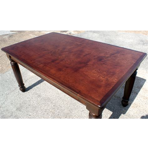 cherry wood dining table 5ft dining burl cherry wood dining table desk ebay